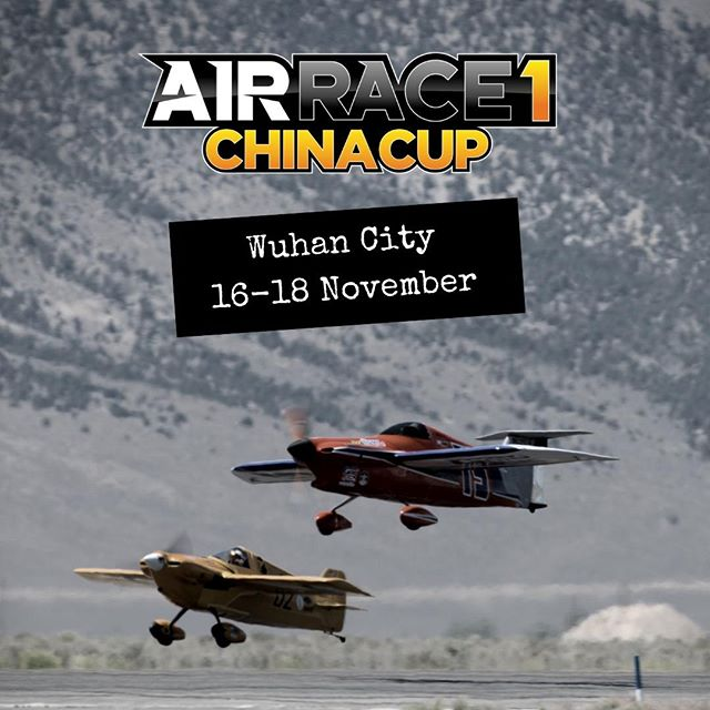 Air Race 1 World Cup, Wuhan, China - Pro Active Broadcast